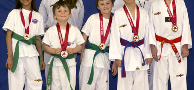 How Taekwondo Protects Your Kid