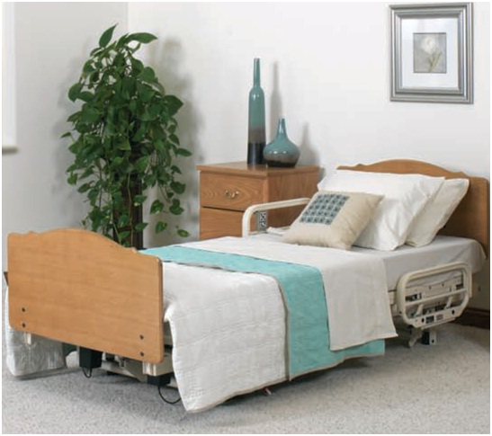 If Your Loved One Is Hurt, Consider A Home Hospital Bed