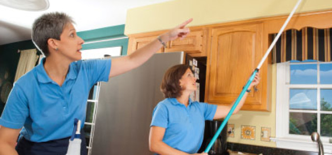 Advantages Of Hiring Professional House Cleaners