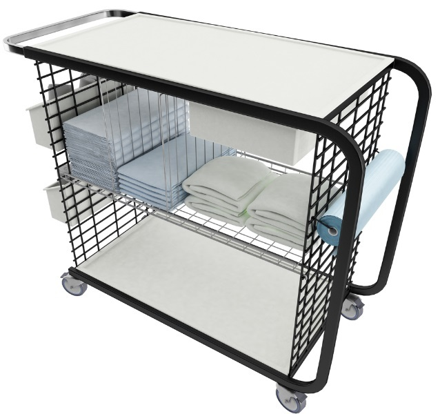 Get The Most Ideal Medical Storage Solutions With Hospital Medication Carts