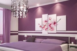 Ideas To Decorate Your Purple Grey Bedroom