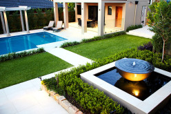 Harmony Between An Outdoor Garden and A Contemporary Design