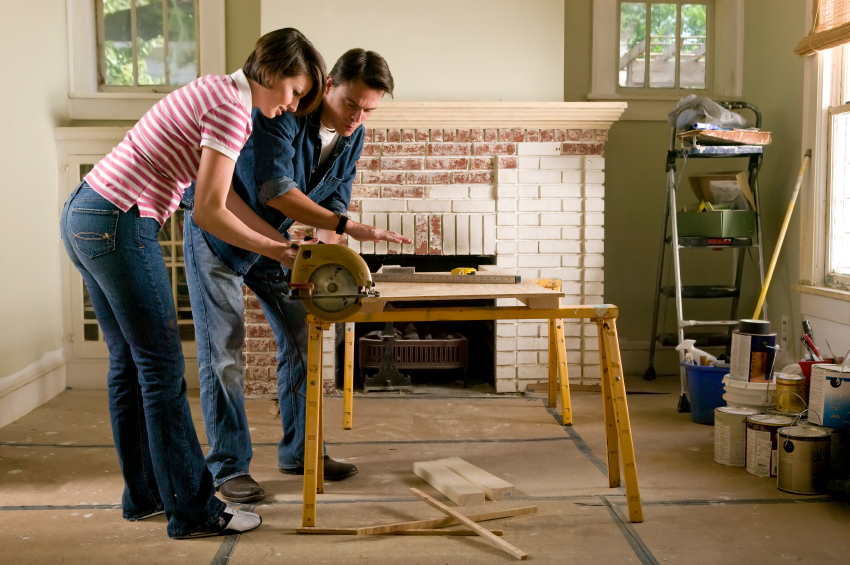 Easy and Inexpensive DIY Home Renovation Suggestions