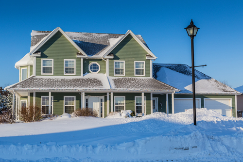 Is Your Houses Winter Ready