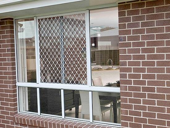 Security Window Screens
