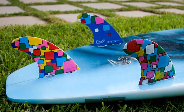 Rusty surfboards Australia