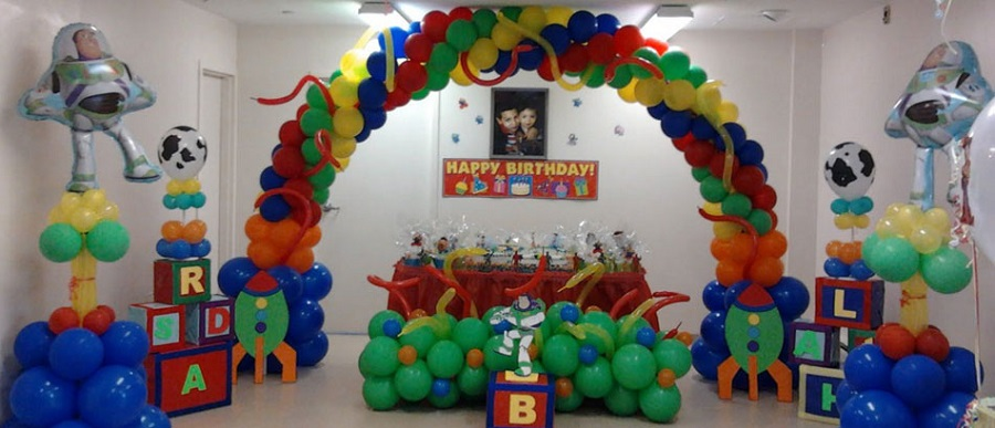 Wonderful and Unique Kid's Birthday Party In Germany