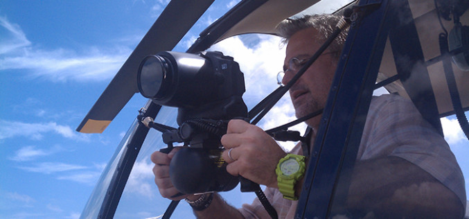 Mastering The Art Of Aerial Photography