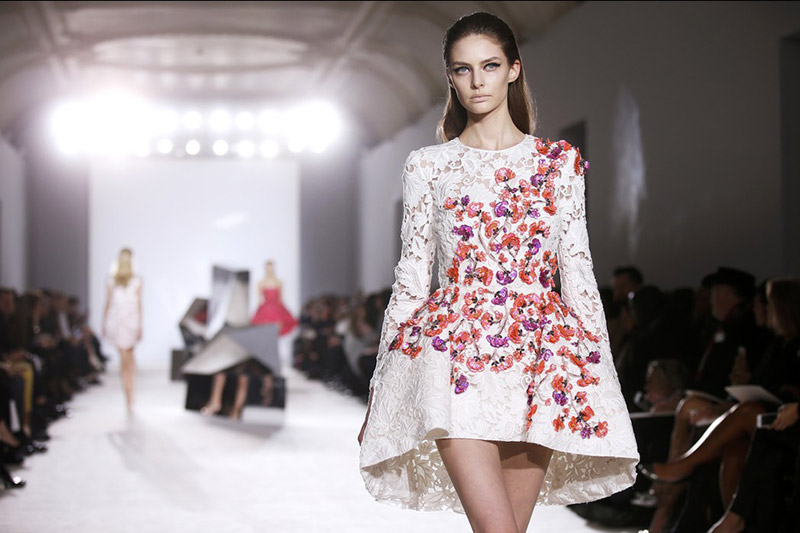 Couture: Blooming Gardens