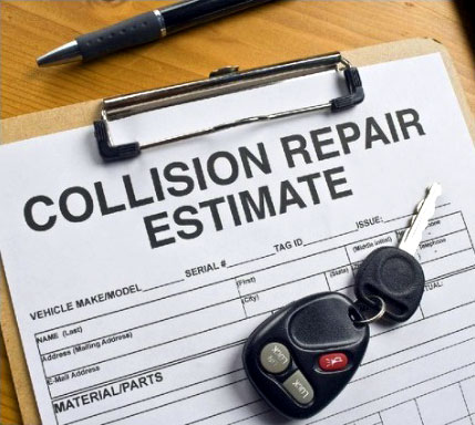 Top 5 Reasons For The Difference In The Body Shop Estimates
