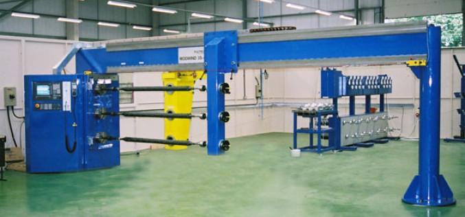 Benefits Of A Filament Winding Machine