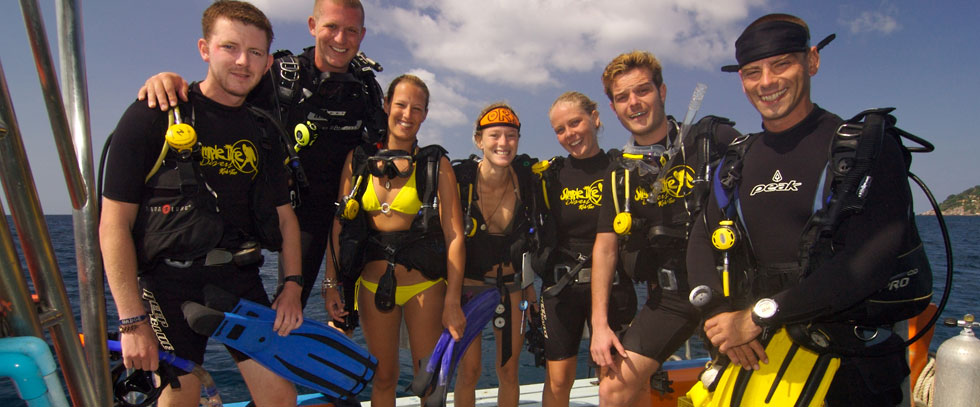 How To Undertake Diving Training At Koh Tao