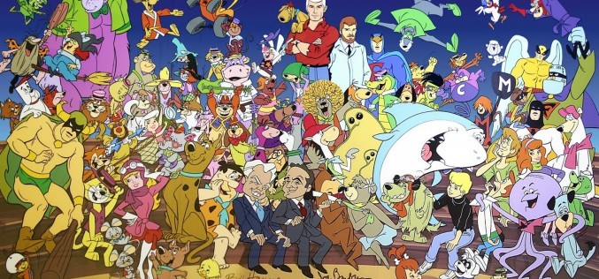 Top 7 Hanna Barbera Cartoons and Shows