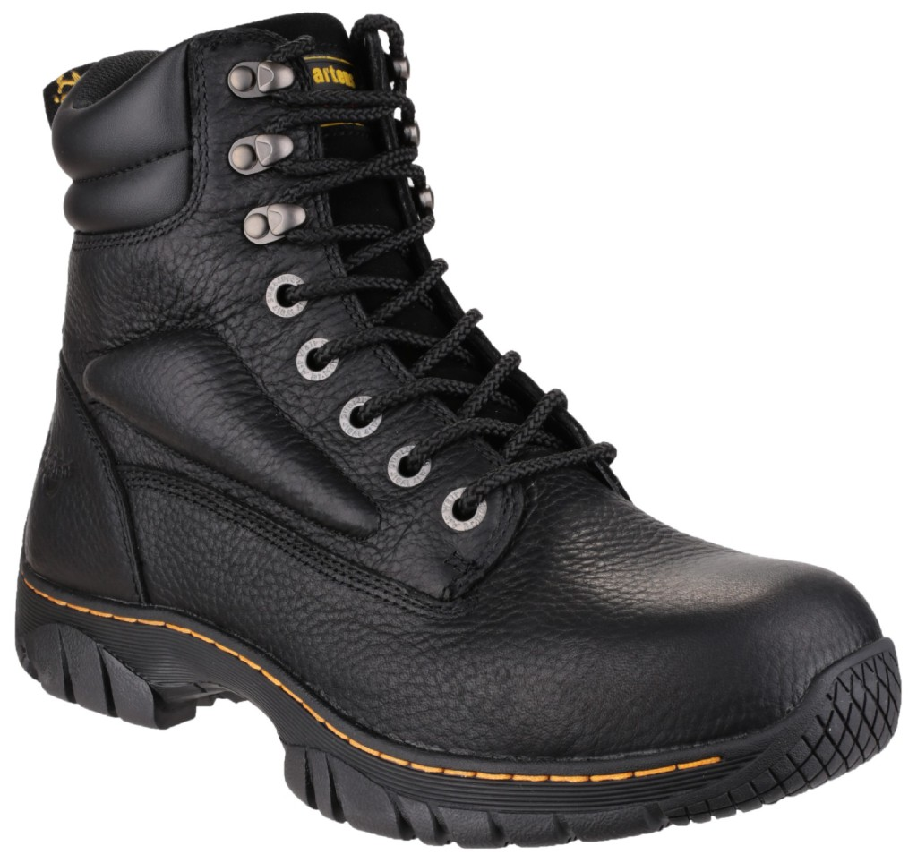 The Advantages Of Industrial Safety Boots