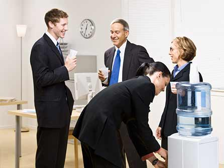 Using Water Coolers For Your Company or Office