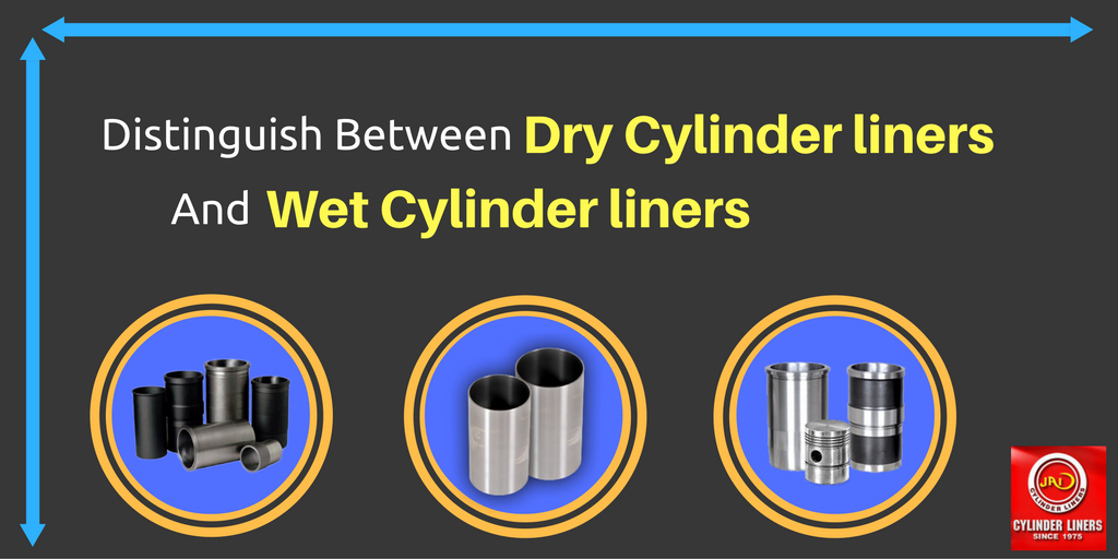 Distinguish Between Dry Cylinder Liners And Wet Cylinder Liners