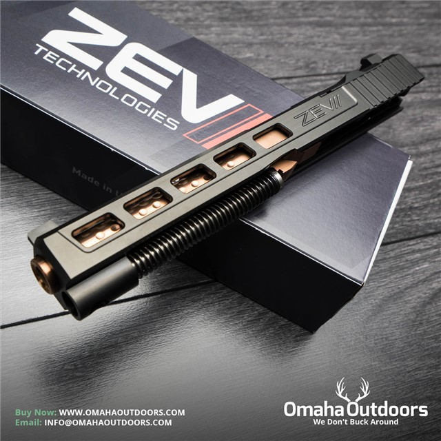 Customization and Additional Accessories Of Modern Firearms