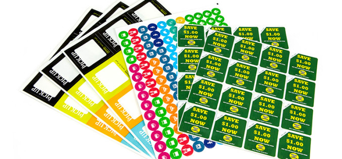 Start Working On Label Printing In Different Shapes