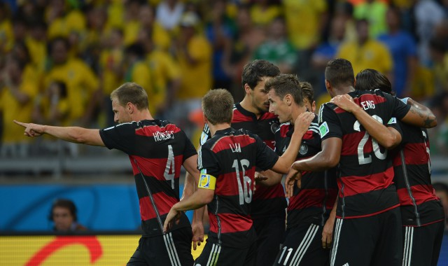 Football World Cup Scores That Took Everyone by Surprise