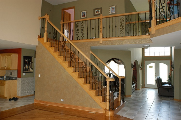 Different Kinds Of Treads and Railings
