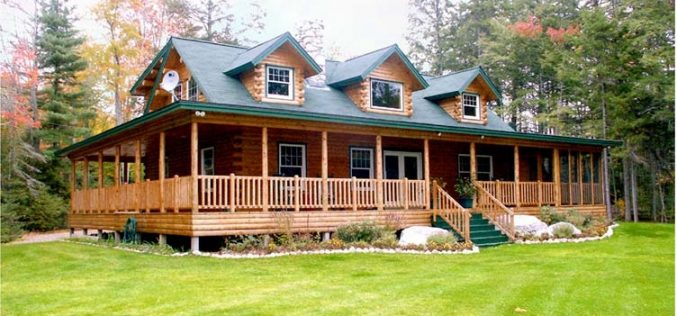 Getting Canadian Log Homes for Sale
