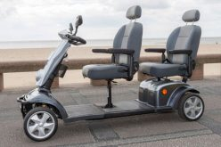 Enjoy A Comfortable and Safe Ride In A 2 Seat Mobility Scooter