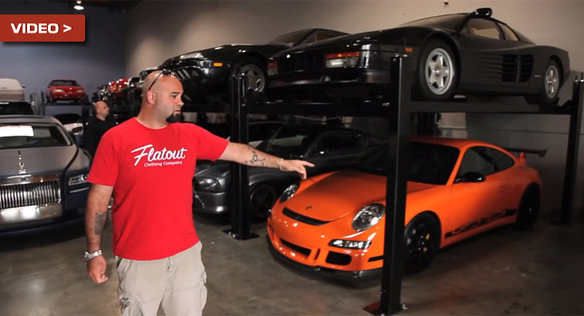 Bernshtam Is Very Passionate About Automobiles