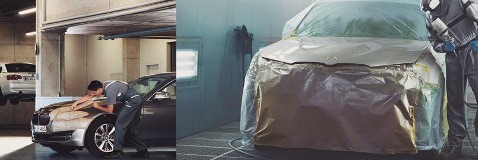 Ford F-150 Throws Serious Challenges To Auto Body Shops For Minute Denting