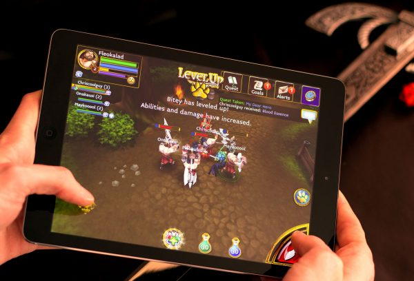IPad Game Review (MMORPGs)