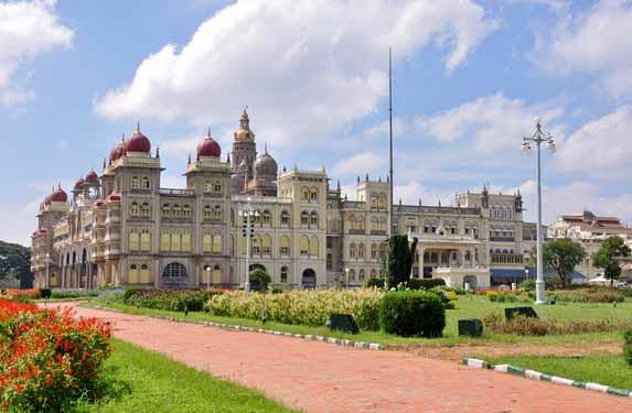 Mysore – Enjoy Visiting The Brindavan Gardens