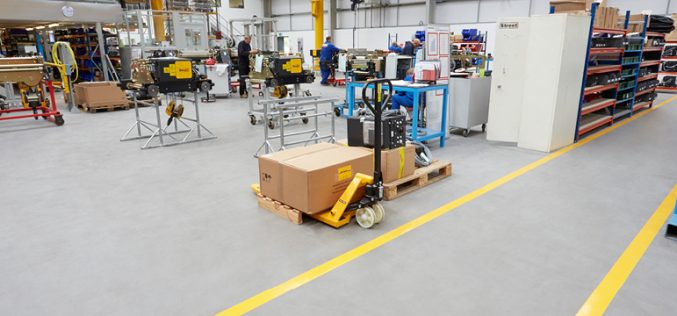 Industrial Flooring – Solution For Your Business