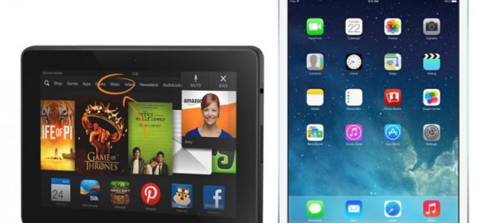 Kindle Fire or iPad: Which One Should You Have