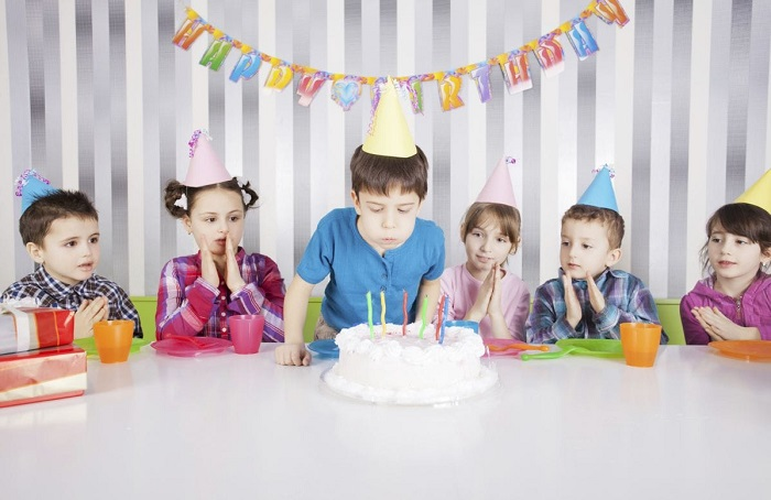 The Ever Growing Birthday Party Expenses