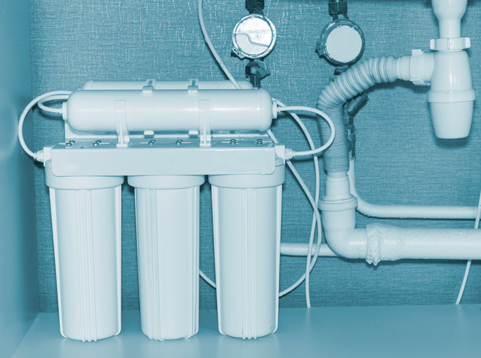 How Does A Home Water Filter Work?