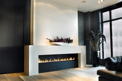 Highly Efficient Modern Gas Fires