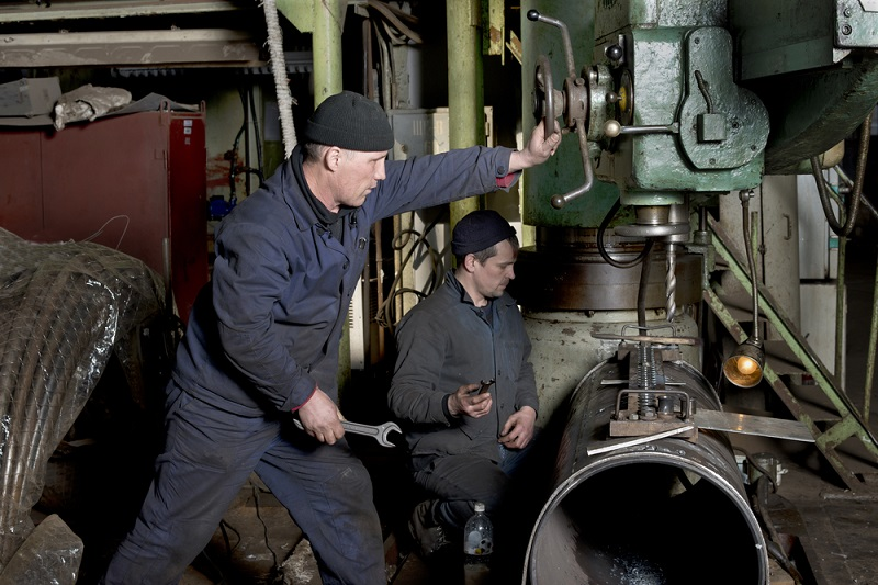 What Is The Job Of Boilermaker?