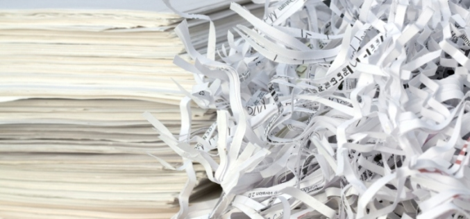 Shredding To Compliance – The Importance Of Paper Waste Management